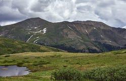 Independence Pass, Colorado royalty free stock photos