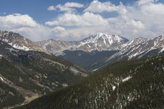 Independence Pass Scenic Royalty Free Stock Images