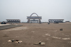 Independence Square in Accra, Ghana Stock Photography