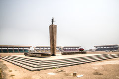 Independence Square in Accra, Ghana Royalty Free Stock Photography
