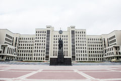Independence Square Building Royalty Free Stock Photos