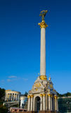 Independence square, Kiev, Ukraine Royalty Free Stock Photos