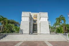 Independencia de Parque en Santo Domingo Photos libres de droits