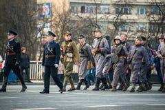 Independencia de Polonia Imagen de archivo