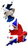 Independencia escocesa Fotos de archivo libres de regalías