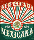 Independencia Mexicana - Mexican independence Stock Photography