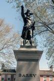Independencia Pasillo en Philadelphia Fotos de archivo libres de regalías