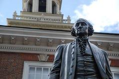 Independencia Pasillo, Philadelphia, Pennsylvania, los E.E.U.U. Foto de archivo