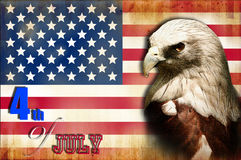 Independent day of America Royalty Free Stock Photos