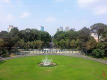 Independent Palace - Hochiminh City Royalty Free Stock Photo