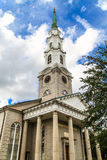 Independent Presbyterian Church, Savannah, Georgia Stock Photos