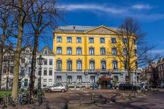 Indes de DES d'hôtel à la Haye photographie stock