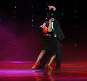 Indescribable night-Retro dance-the Austria's world Dance Royalty Free Stock Photography