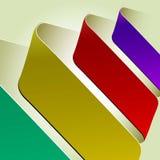 Index arrow vector Royalty Free Stock Photos