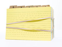 Index Card Stock Images