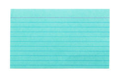 Index Card 2 stock images
