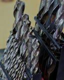 Index för drillborrbit Royaltyfria Bilder
