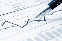 index monitoring stock Στοκ Εικόνα