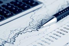 index reports stock Στοκ Φωτογραφίες