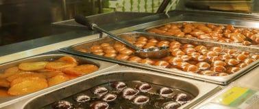 Indiańscy delikatesy Karmowi zdjęcie royalty free
