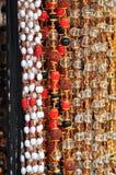Indiańscy koraliki Obraz Royalty Free