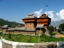 Indiańska świątynia Obraz Stock