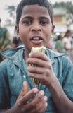 Indiańska chłopiec Zdjęcia Stock