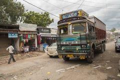 Indiańska ciężarówka Zdjęcie Stock