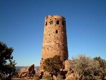 Indiańska wieża obserwacyjna w Arizona Zdjęcie Royalty Free