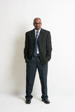 Indiański biznesowy mężczyzna na formalnym zdjęcie stock