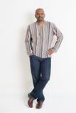 Indiański facet zdjęcia stock