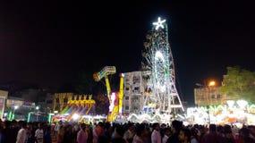 Indiański festiwal fotografia royalty free
