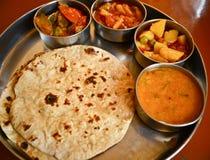 Indiański jedzenie zdjęcie royalty free