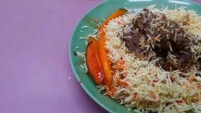 Indiański jedzenie fotografia royalty free