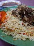Indiański jedzenie obraz stock