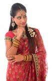 Indiański kobiety główkowanie Zdjęcie Royalty Free