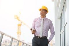 Indiański męski architekt Zdjęcie Stock
