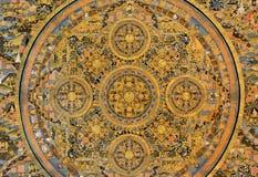 Indiański religia wzór, symbol i fotografia royalty free