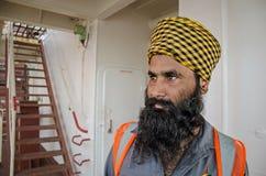 Indiański sikhijczyk obrazy royalty free