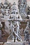 Indiańskie bóg statuy obrazy stock