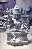 Indiańskie bóg statuy fotografia stock