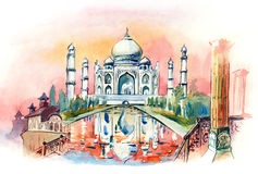 india Arkivbilder