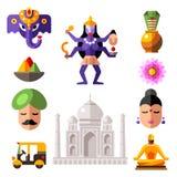 India Imagem de Stock