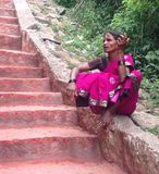 india Arkivfoto