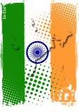 india affisch Royaltyfri Foto