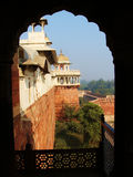 India, Agra Stock Photography