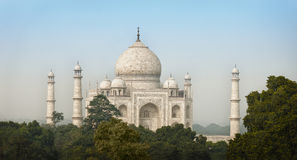 India, Agra, Taj Mahal Stock Photography