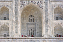 India, Agra: Taj Mahal Royalty Free Stock Images