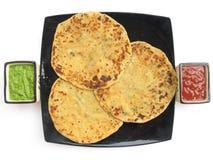 India-Alimento Immagini Stock Libere da Diritti