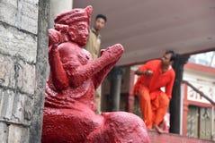 india andlighet Arkivfoton